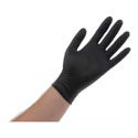 Black Lightning Nitrile Gloves