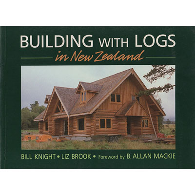 Building With Logs in New Zealand