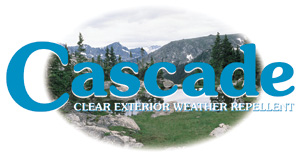 Cascade Clear Top Coat for Capture Log Stain