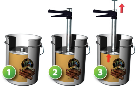 How to Use a Follow Plate