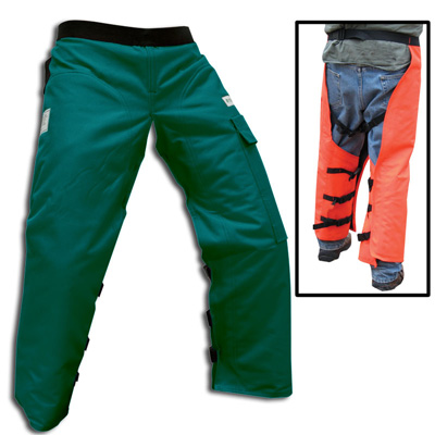 Forester Wrap Around Chainsaw Chaps