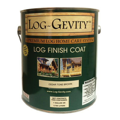 Log-Gevity Log Finish Coat