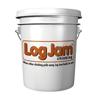 Log Jam Chinking 5-gallon