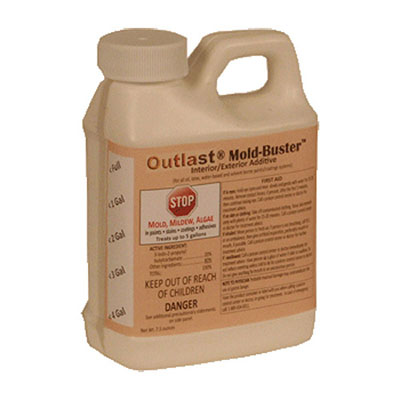 Outlast Mold Buster - 7½ oz Treats 5 gallons