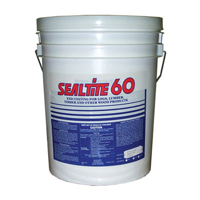 Sealtite 60 Log & Timber End Coating - 5-gal
