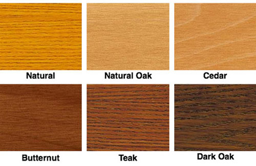 Sikkens Log & Siding Finish Colors
