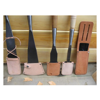 Timber Tools Leather Chisel Guards