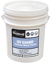 UV Guard Wood Finish