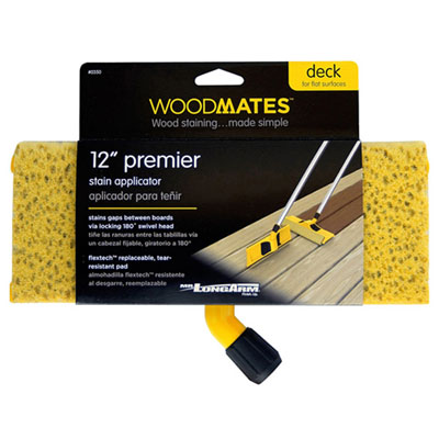 "Woodmates 12"" Premier Stain Applicator"