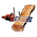 Alaskan Small Log Milling Attachment