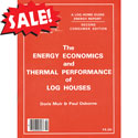 The Energy Economics of Log Houses (Consumer Edition)