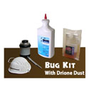 Carpenter Bee Kit (Bug Kit) with Drione Dust