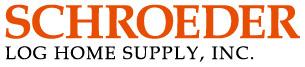 Schroeder Log Home Supply, Inc. Logo
