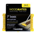 "Woodmates 7"" Basic Stain Applicator"