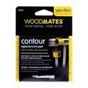 Woodmates Contour Replacement Pad
